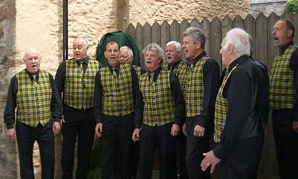 Cornish Connection Barbershop Harmony Chorus