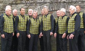 Cornish Connection Barbershop Harmony Chorus